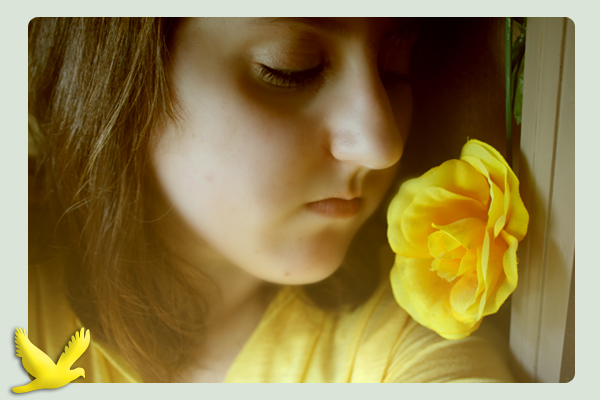 Yellow Rose Of Alabama by LadyLuck89