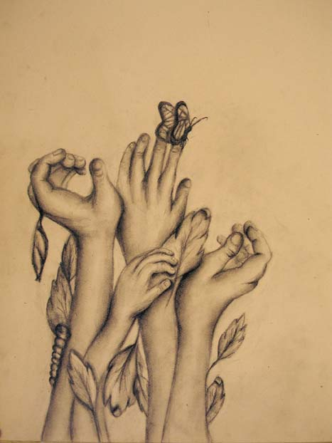 Surreal Hands By BriannaVee On DeviantART