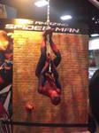 Spider Man at Comic Con