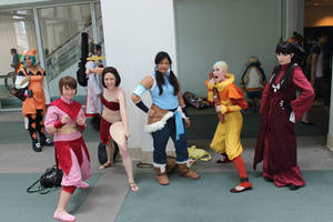 Avatar Cosplay Group