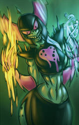 Lord Dominator by CountAile