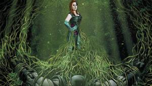 Poison Ivy by TheCuckooEmporium