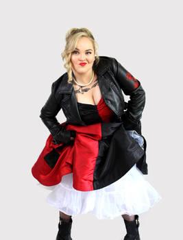 Rockabilly Harley Quinn