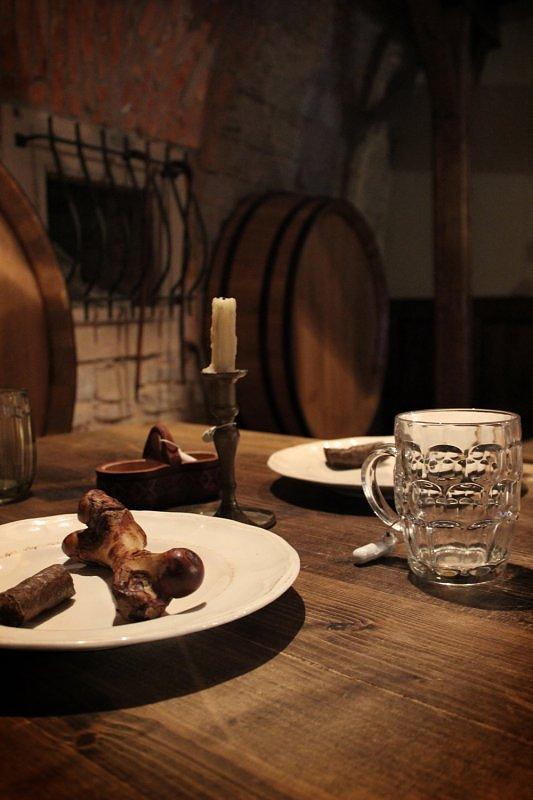 Medieval Inn... by grzesznica