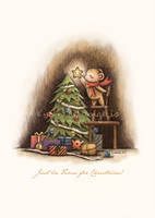 Just in Time for Christmas by evonleangelis