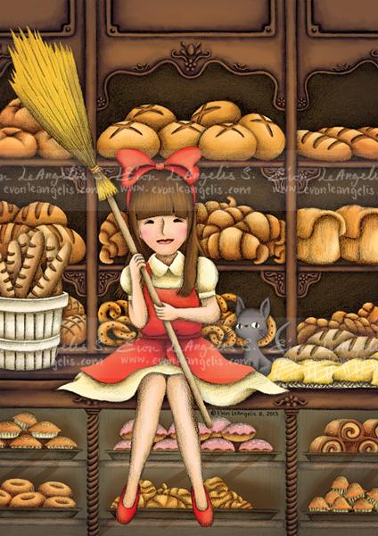 The Bakery Love by evonleangelis