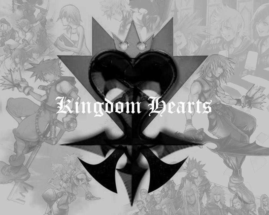 Kingdom Hearts Wallpaper by OnyxChaos on DeviantArt