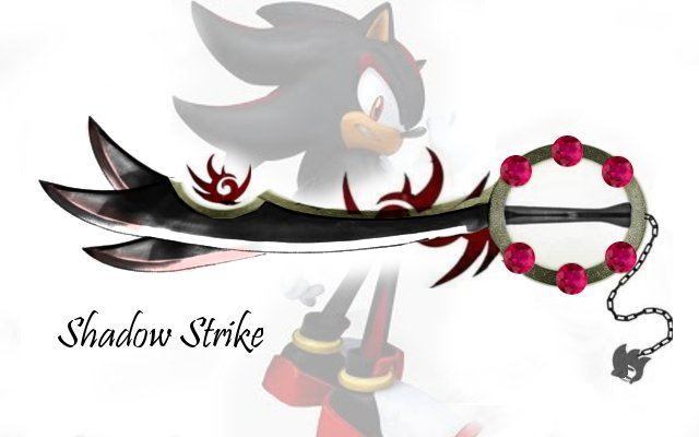 Shadow Strike by OnyxChaos