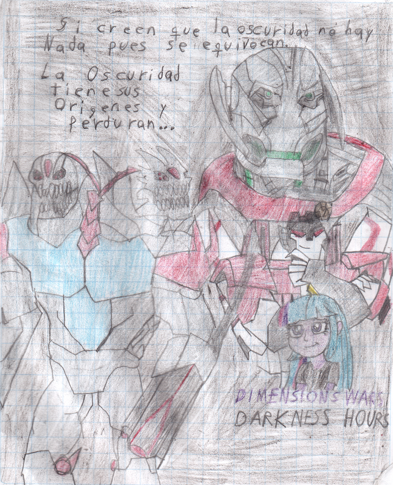 DimensionsWarsDarknessHours4-5(whenAre Your evil) by tecnocobra