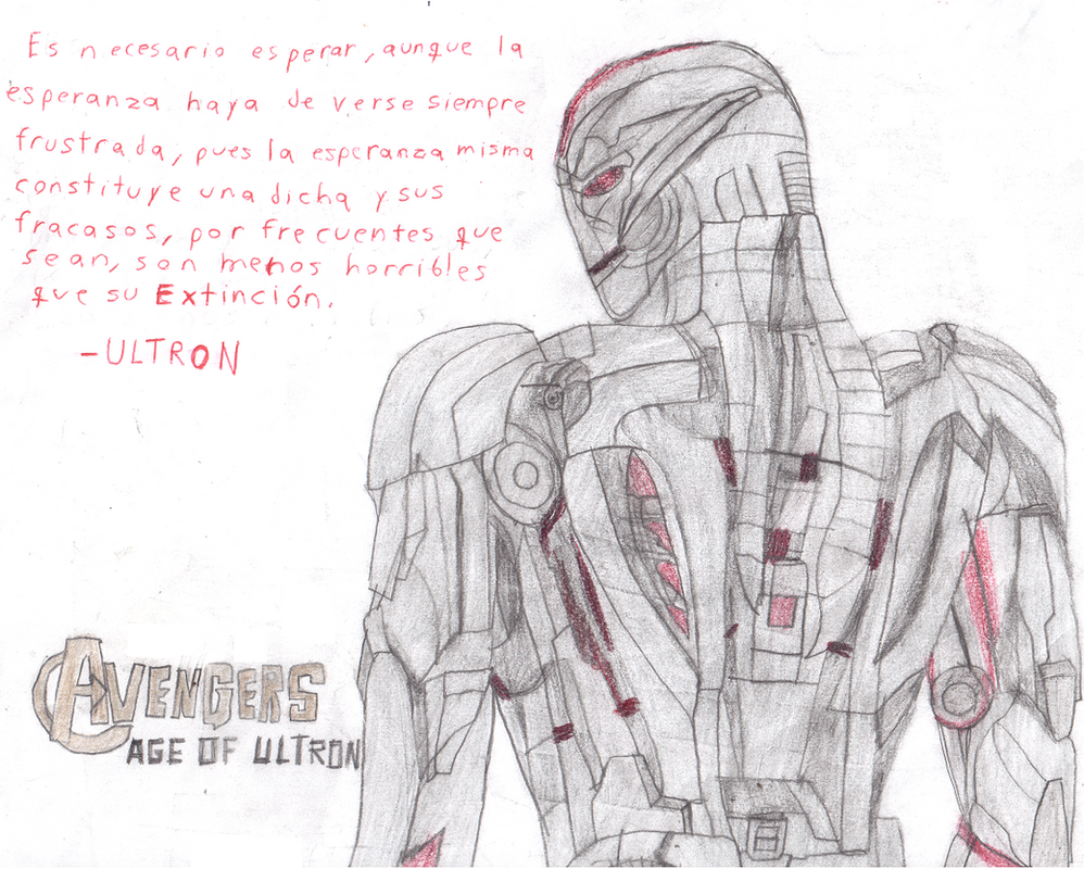 avengers age of ultron by tecnocobra