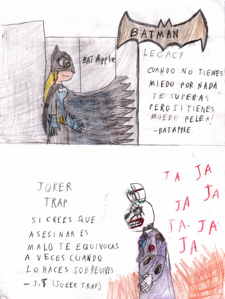 Crossover ficcional (concurso De Llazlin) by tecnocobra