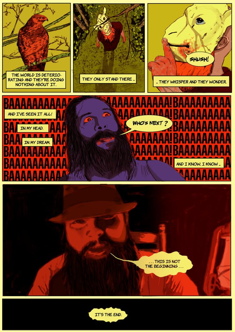 Follow The Buzzards: Meet The Family - Page 4 by Raven-HD-Maverick