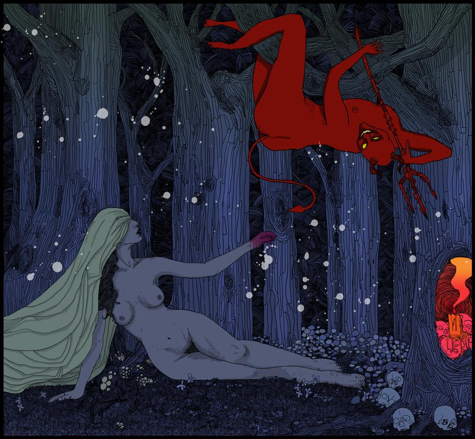 Paradise Lost, Forever Gone Artwork by Raven-HD-Maverick
