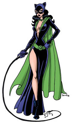 Catwoman - classic
