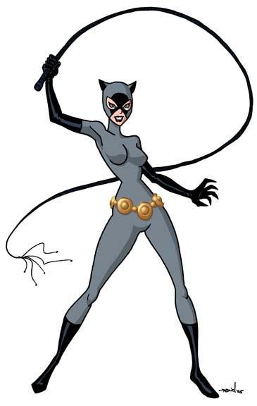 Catwoman - Timm by davidd13
