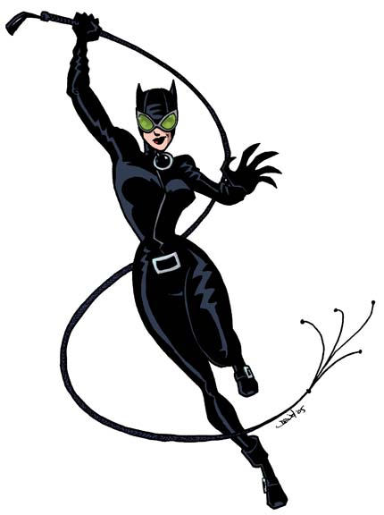Catwoman - current by davidd13