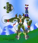 TF Prime: Skyquake