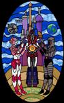 Vitrage in Iacon