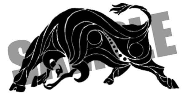 tribal taurus tattoo by emily22nd on deviantart. Black Bedroom Furniture Sets. Home Design Ideas