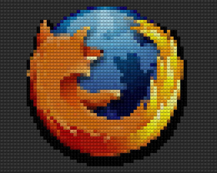 Firefox Lego Unmapped by drsparc