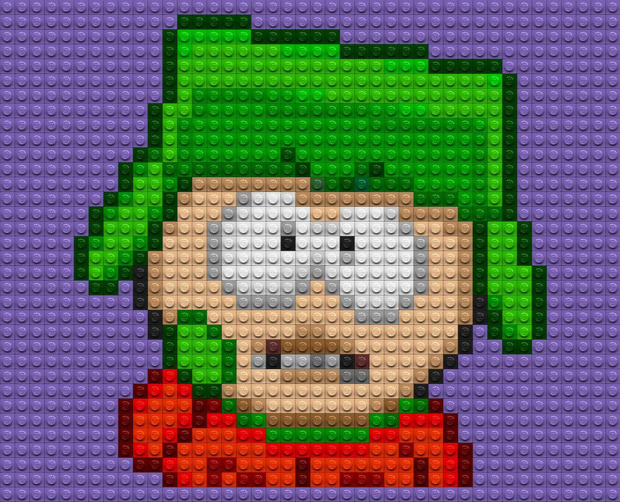 Kyle Lego by drsparc on DeviantArt