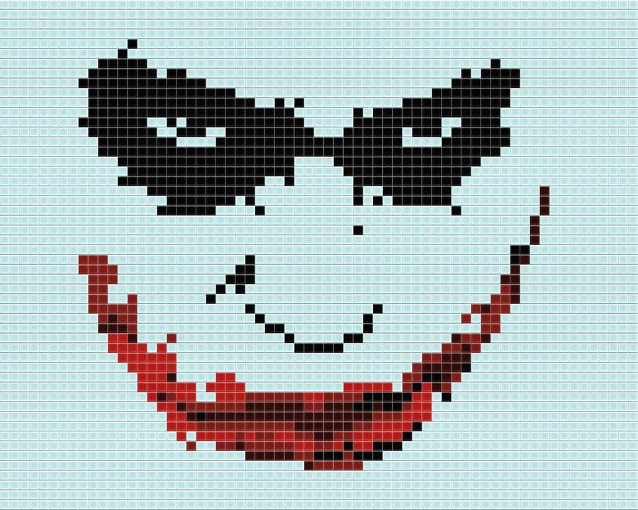 Tiled Joker By Drsparc On DeviantART