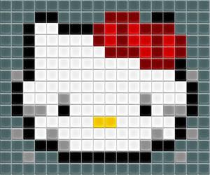 Hello Kitty Tile