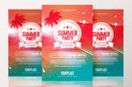 Summer Party | Flyer Template