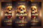 Halloween Party | Gold Pack Templates by RomeCreation