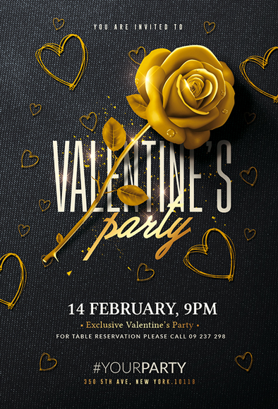 ClassyValentinesParty by RomeCreation