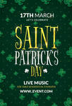St Patricks Day Flyer by RomeCreation