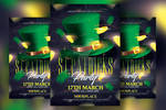 St Patrick's Day Flyer Templates by RomeCreation