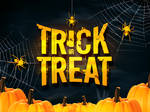 Trick or Treat Photoshop Graphic by RomeCreation