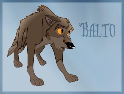 Balto by SharlayWolf