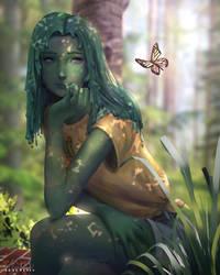 [Art Trade] Gellie by Alartriss