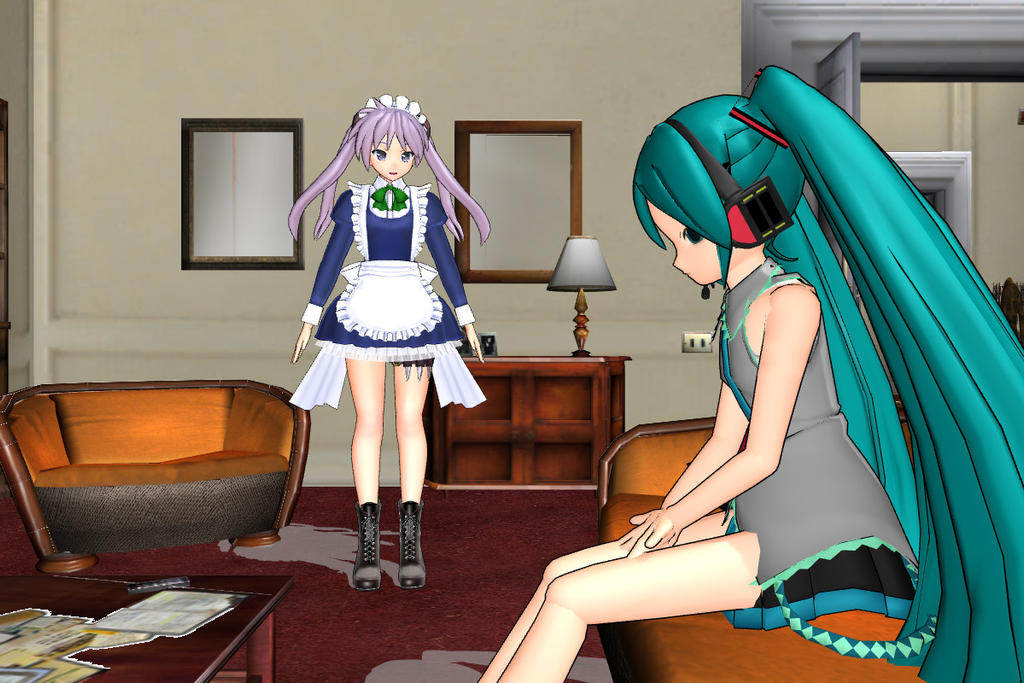 the yuri friends_Miku is worried sick for Yuri and her friends by swordsman9 on DeviantArt
