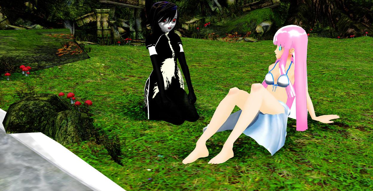 I really like you Kuna by swordsman9