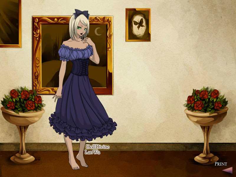 Adoptable Lolita girl by swordsman9