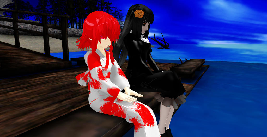 I'm not sure what was said, but Heather understood by swordsman9