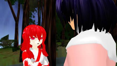 I never should have left you by swordsman9