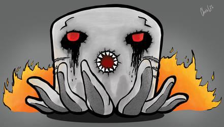 Angry Ghast - Jinx Unsung Heroes Entry
