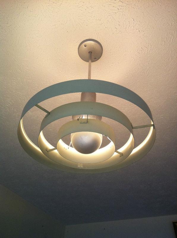 1950 S Kurt Versen Ceiling Light By Tanzafari On Deviantart