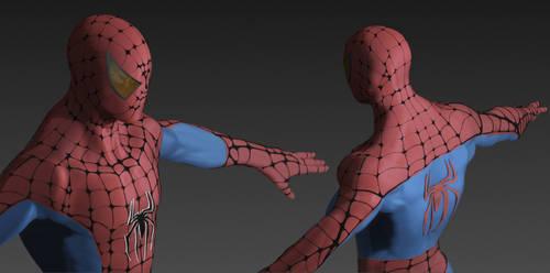 spider wip2 web fin