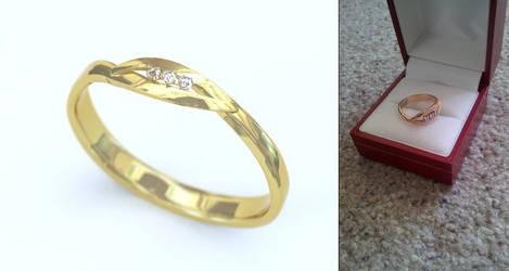 my love's beautiful ring