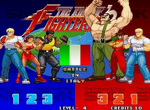 Sega v.s. Capcom by Mattkind