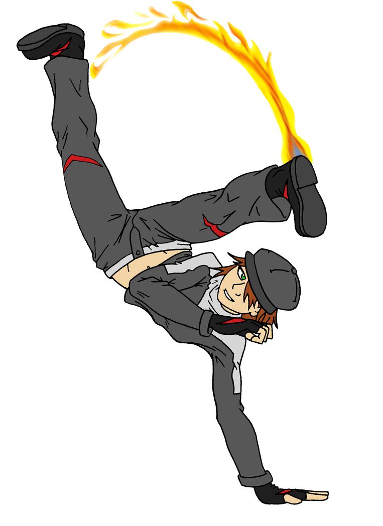 Blast - Capoeira Kick by Skandranon01 on DeviantArt