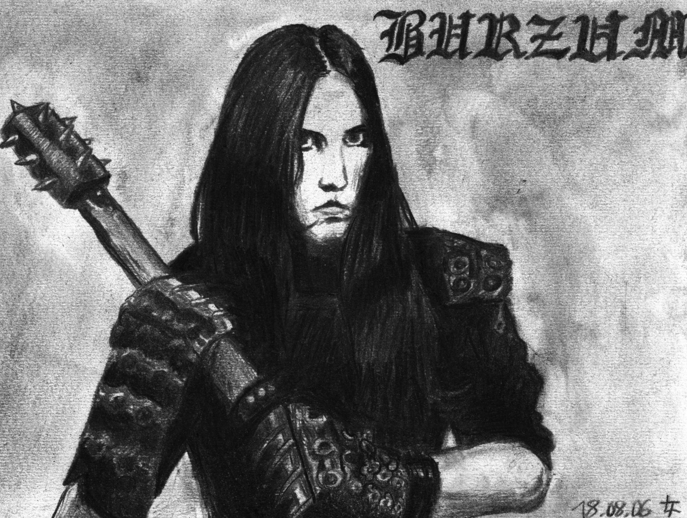 Daughter varg vikernes Varg Vikernes'