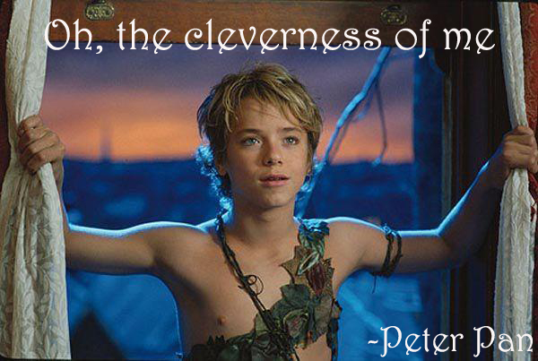 Jeremy Sumpter Peter Pan Deviantart: Peter Pan Quote 5.... By Flaviamalfoy On DeviantArt