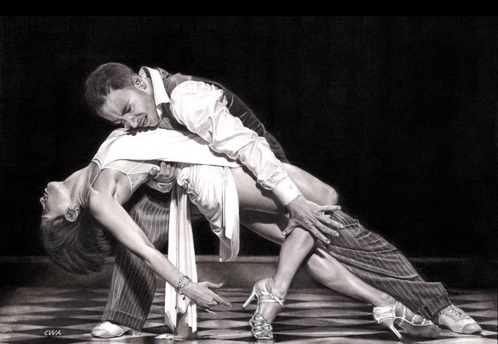 Tango by ChrisWoottonArt