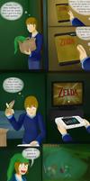 The Legend of Zelda - The Light Saber
